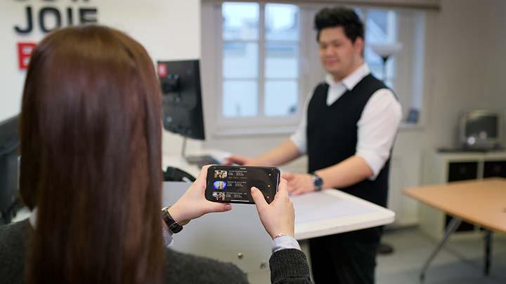 SmartJournalist - Video-Erstellung im Team