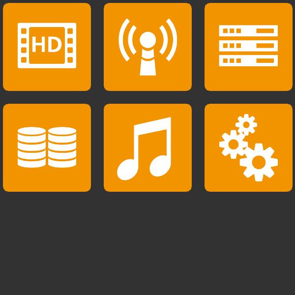 SmartJOURNALIST Features Icons Eckdaten