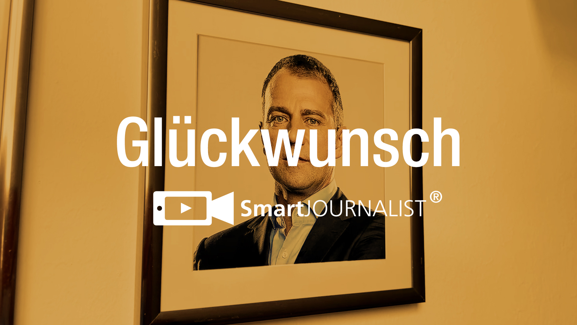 Read more about the article SmartJournalist gratuliert dem Neuen!