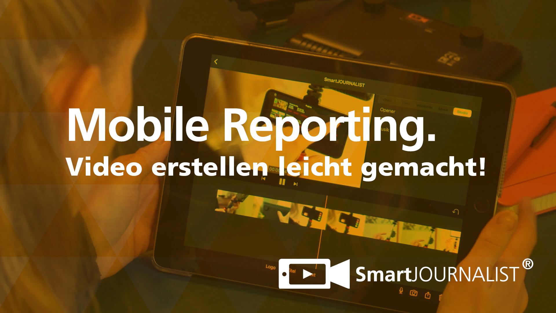 Read more about the article Mobile Reporting – Video erstellen leicht gemacht!